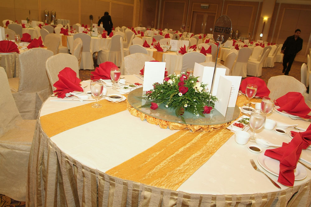Data prep annual dinner egg events event management for Annual dinner decoration