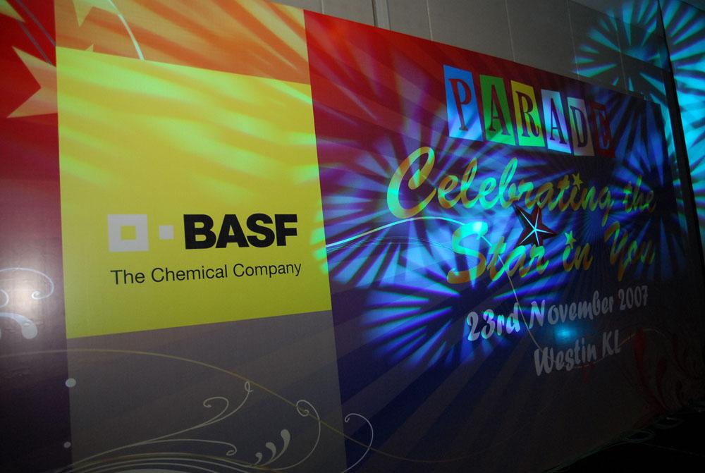 BASF Annual Dinner