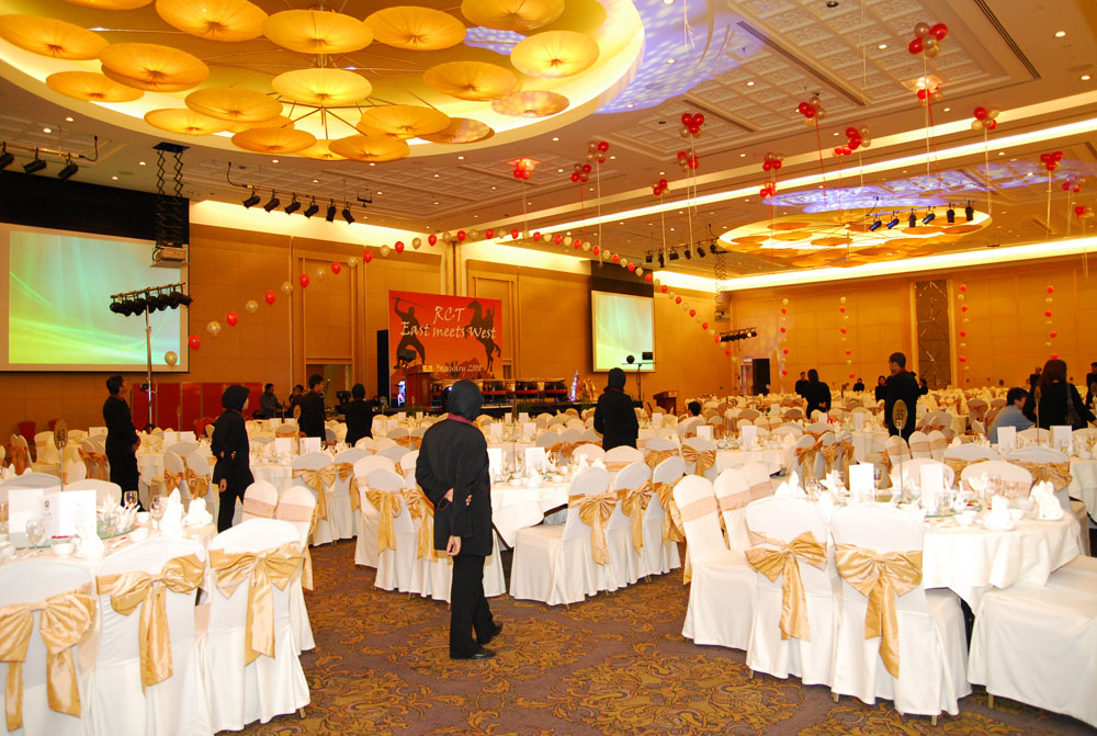Hsbc annual dinner egg events event management company for Annual dinner decoration