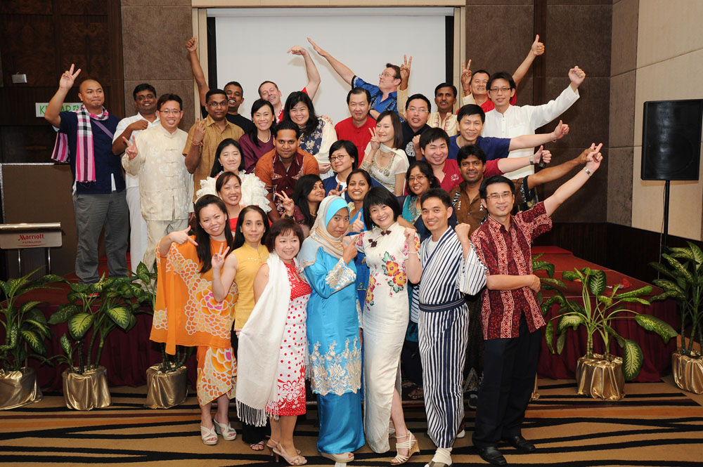 IFS Company Trip '12 Genting
