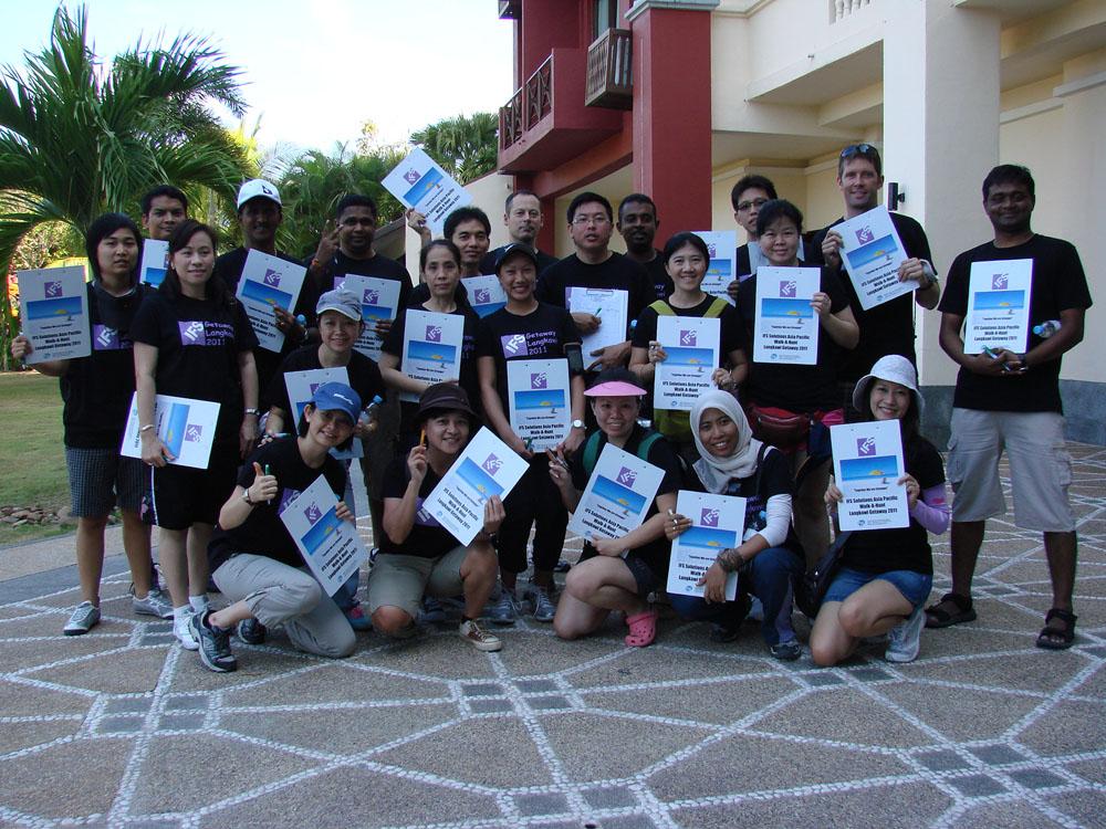 IFS Company Trip '11 Langkawi