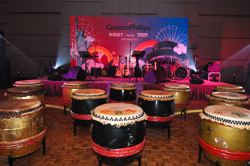 Conoco Annual Dinner '11