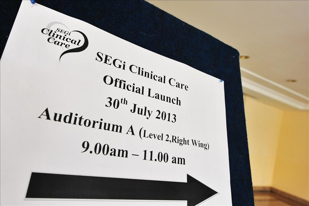 SEGI Clinical Care Launch
