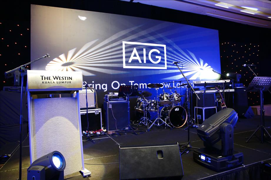 AIG Networking Dinner